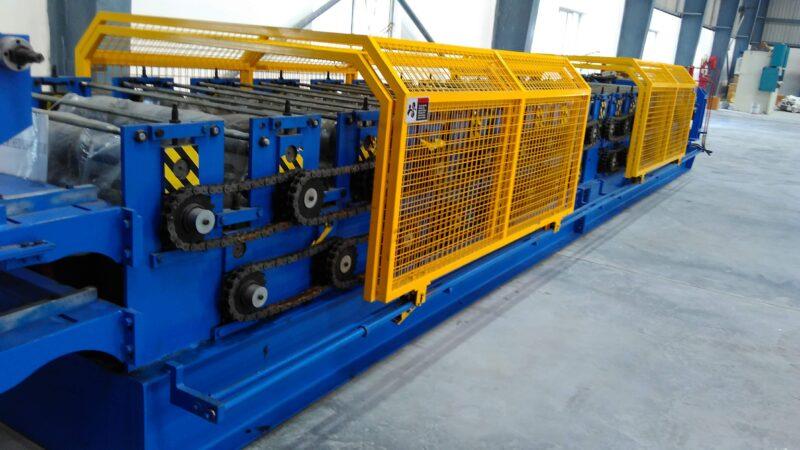 Insulation PUF Panel Manufacturing